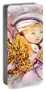 Caroling Angel Portable Battery Charger
