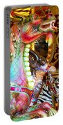 Carousel Dragon Portable Battery Charger