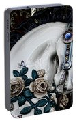Carousel Horse - 8 Portable Battery Charger