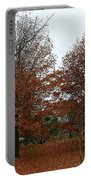 Carpeted Portable Battery Charger