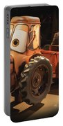 Cars Land Cow Tractor Portable Battery Charger
