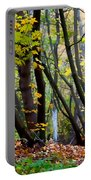 Cartoon Forest Portable Battery Charger