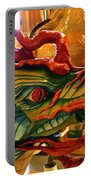 Carved Dragon Portable Battery Charger