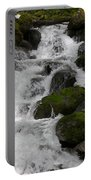 Cascades Below Portable Battery Charger