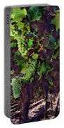 Cascading Grapes Portable Battery Charger