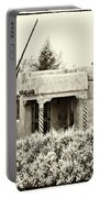 Casita In Taos Nm Old Print Portable Battery Charger