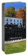 Cass Railway Wv Painted Portable Battery Charger