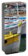 Cassis Boats Portable Battery Charger by Brian Jannsen