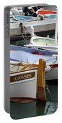 Cassis Harbor Portable Battery Charger