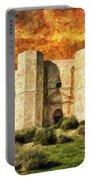 Castel Del Monte Portable Battery Charger