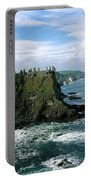 Castle At The Seaside, Dunluce Castle Portable Battery Charger