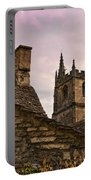 Castle Combe Medieval Church Portable Battery Charger