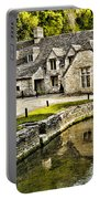 Castle Combe Riverside Portable Battery Charger