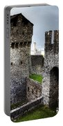 Castle Portable Battery Charger by Joana Kruse