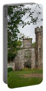 Castle Near Upper Lake Kilarney Irelnad Portable Battery Charger