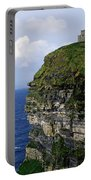 Castle On A Cliff, Obriens Tower Portable Battery Charger