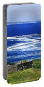Castle On The Coast, Doonagore Castle Portable Battery Charger