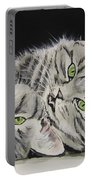 Cat Friends Portable Battery Charger