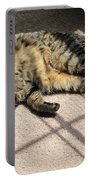 Cat Got Your Tongue Portable Battery Charger