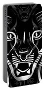 Cat Mask Portable Battery Charger