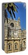 Catedral De Santa Maria De La Sede - Sevilla Portable Battery Charger