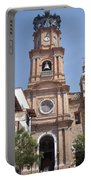 Cathedral Of Our Lady Of Guadalupe Portable Battery Charger