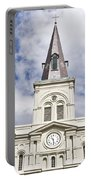 Cathedral Of Saint Louis Portable Battery Charger