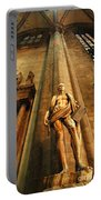 Cathedral Statue Milan Italy Portable Battery Charger