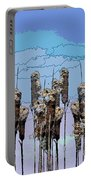 Cattail Blues Portable Battery Charger