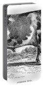 Cattle, 1867 Portable Battery Charger