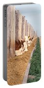Cattle Feeding Portable Battery Charger