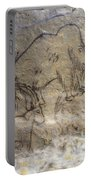 Cave Art - Mammoth And Ibexes Portable Battery Charger