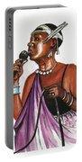 Cecile Kayirebwa Portable Battery Charger