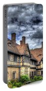 Cecilienhof Palace At Neuer Garten Berlin Portable Battery Charger