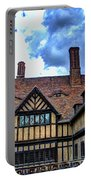 Cecilienhof Palace At Neuer Garten Portable Battery Charger