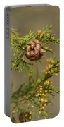 Cedar Rust Gall - Gymnosporangium Juniperi-virginianae Portable Battery Charger