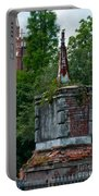 Cemetery Spires Portable Battery Charger