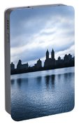 Central Park Lake Portable Battery Charger