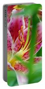Central Park Lily Portable Battery Charger