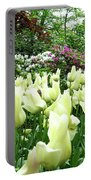 Central Park Tulips Portable Battery Charger