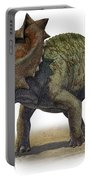 Ceratops Montanus, A Prehistoric Era Portable Battery Charger