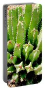 Cereus Peruvianis Cactus Portable Battery Charger