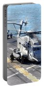 Ch-53e Super Stallion Helicopters Portable Battery Charger