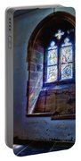 Chagall Window Portable Battery Charger