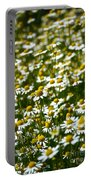 Chamomile Fields Portable Battery Charger