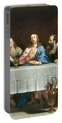 Champaigne: Last Supper Portable Battery Charger