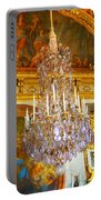 Chandelier At Versailles Portable Battery Charger