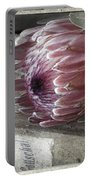 Protea Still Life Portable Battery Charger