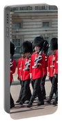 Changing Of The Guard Portable Battery Charger