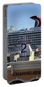 Channelside Tampa Portable Battery Charger